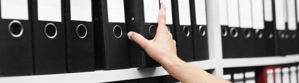 PapiPapierdokumente in Ordnern durch ReproProfi München zum scannen geben rdokumente in Ordnern zum scannen